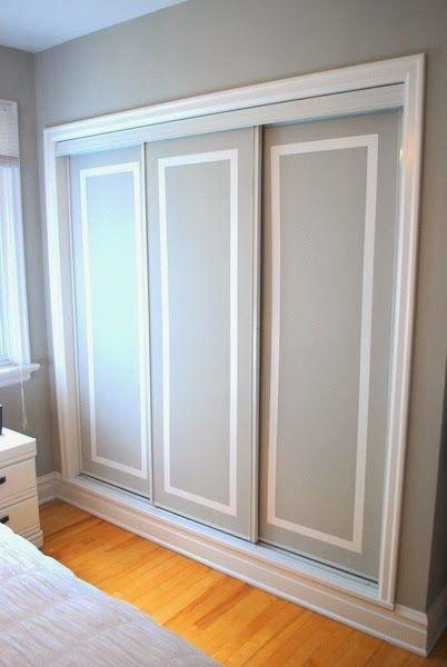 Closet Door Idea House ideas Pinterest