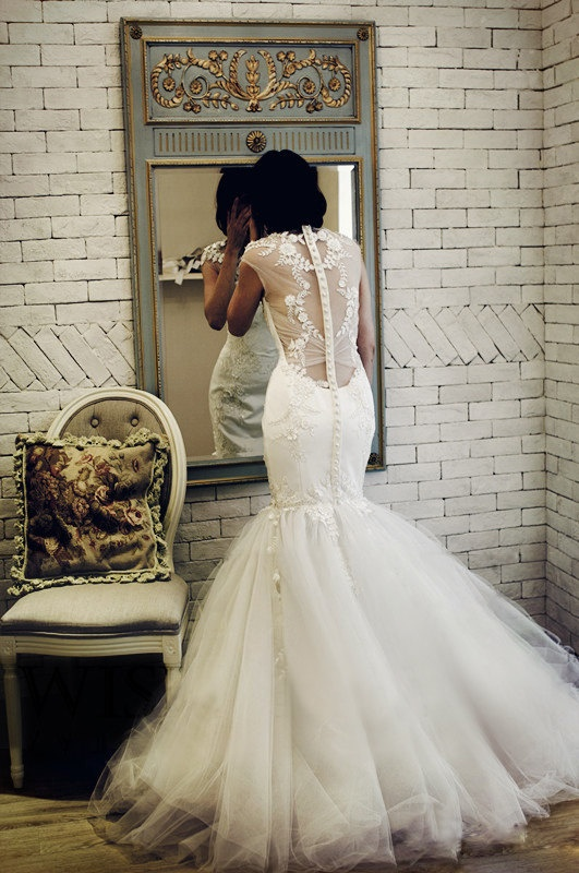 1557 best Beautiful Bride images on Pinterest | Wedding dressses ...