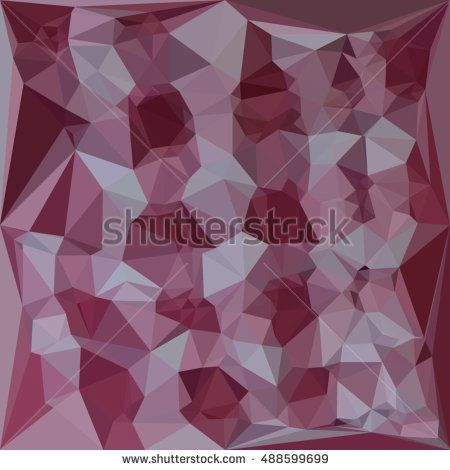 Low polygon style illustration of a cornell red abstract geometric background. #abstractbackground #lowpolygon #illlustration