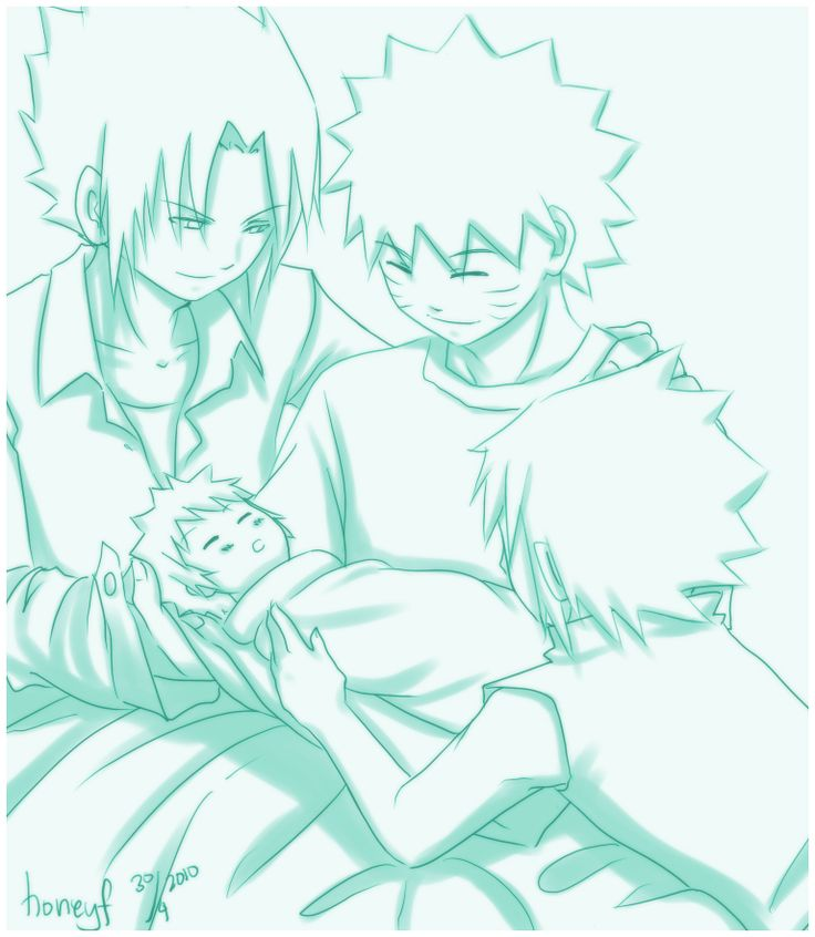 SasuNaru: Lovely Family