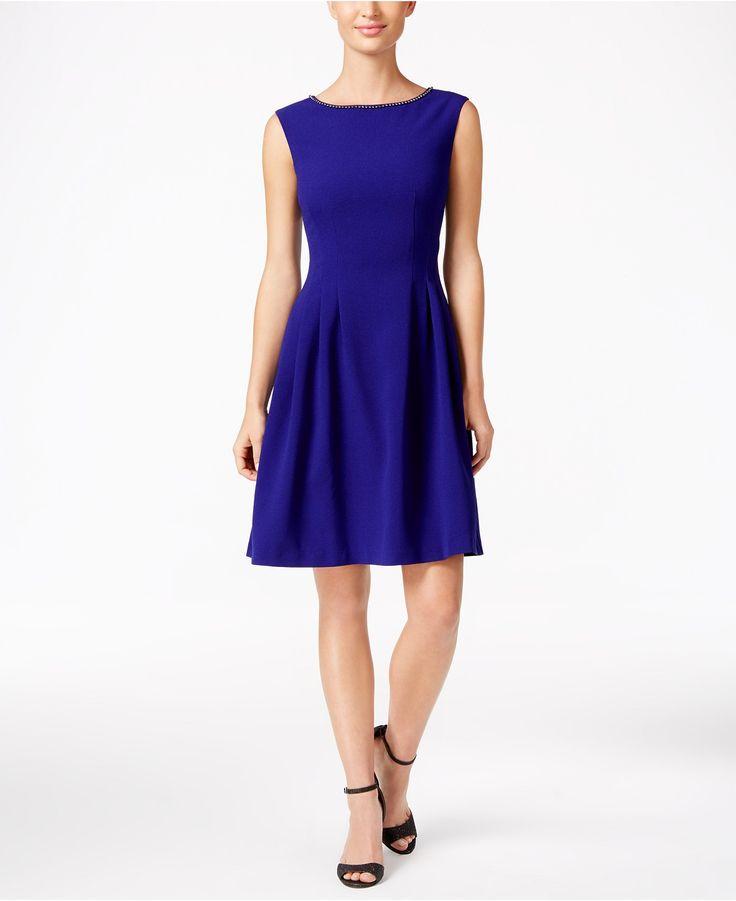 Mejores 29 imágenes de Calvin Klein Dress en Pinterest | Vestido de ...
