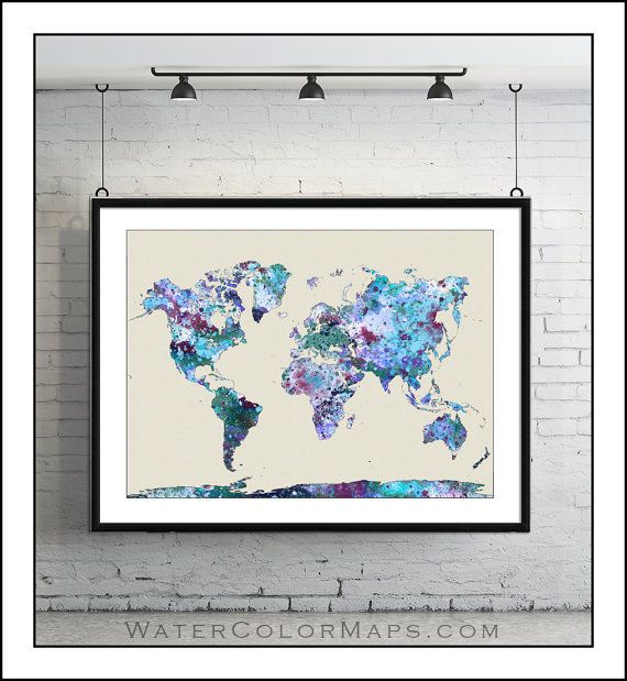 58 best world map images on Pinterest World wide map, Backgrounds - best of world map white background