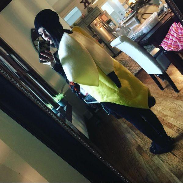 Lucy Hale Halloween Costume 2015: