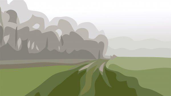 Julian Opie | Winter 75 | Alan Cristea Gallery (IFPDA) http://www.printed-editions.com/artwork/julian-opie-winter-75-28670