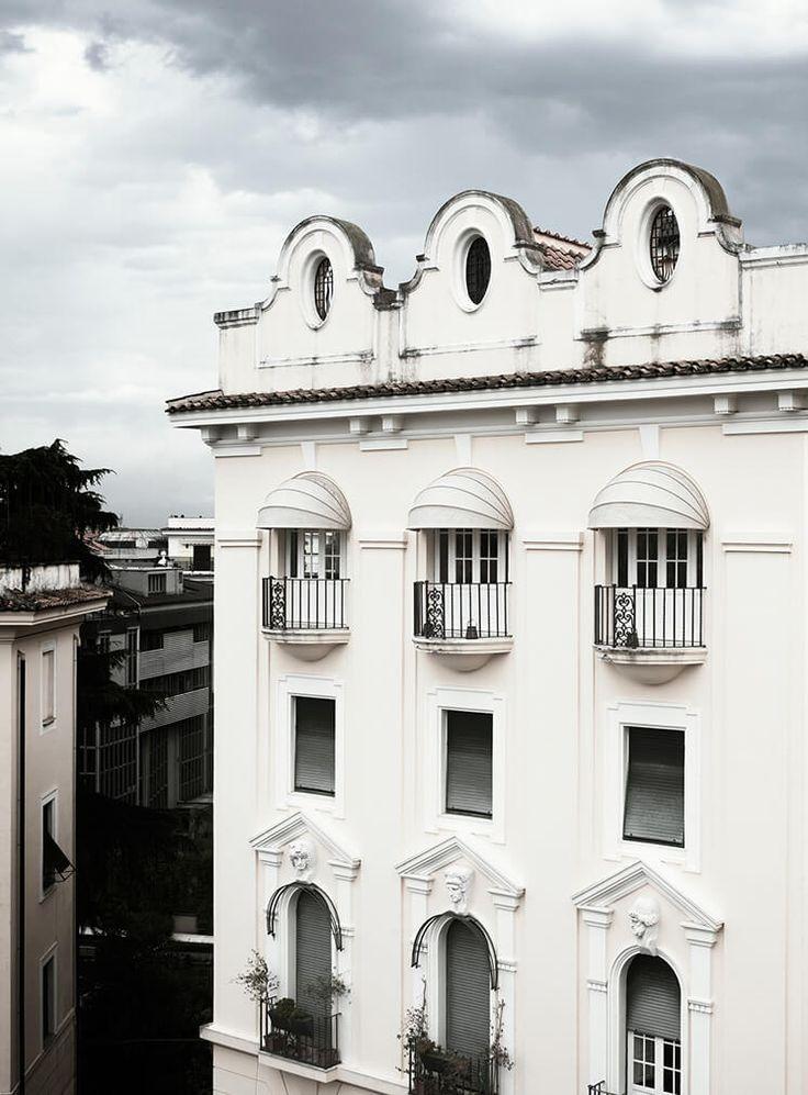 Exterior | Roma Apartment by Quincoces Drago Architects | est living