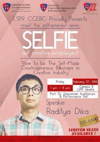 Semacam seminar !! By raditya dika