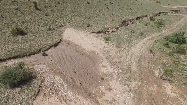 On August 26, 2016, Holistic Management International (HMI) held an  Open Gate educational day at Circle Ranch in far-West Texas. We demonstrated desert grassland restoration using 'Plug and Spread' water harvesting from eroded gullies, and Keyline contour plowing.