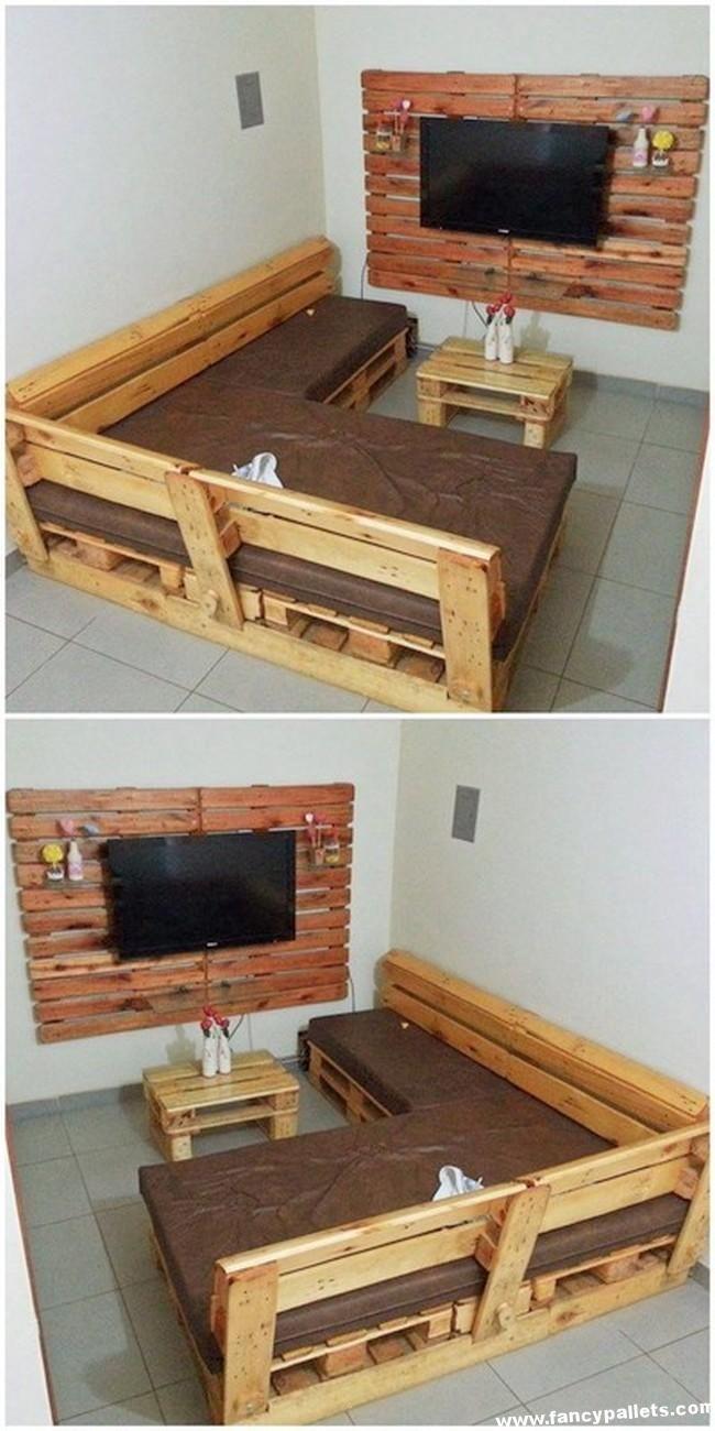30 Unique Furniture Designs Made Of Pallet Wood Furniture Design Wooden Wood Furniture Design Diy Pallet Furniture