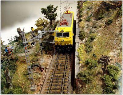 Maqueta Espa Ola Ho Hom Pc Iv Vi Ferrocarriles De