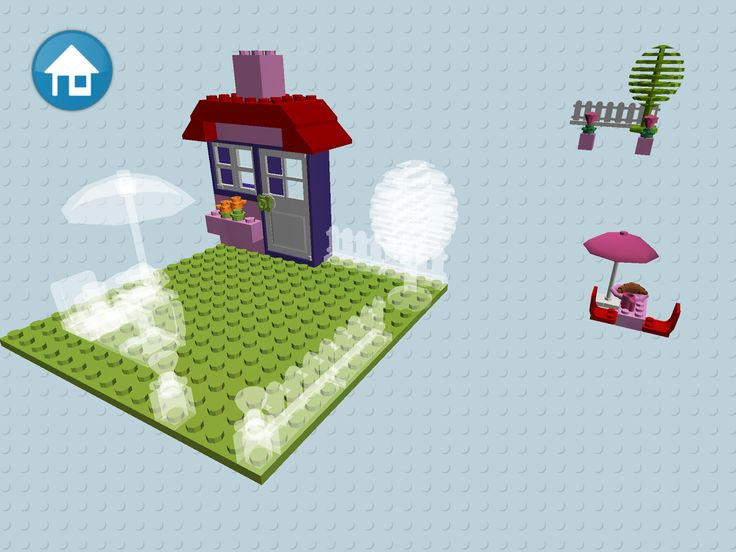 LEGO Juniors Create & Cruise (best free Android apps for kids)