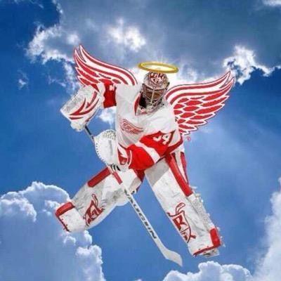 Petr Mrazek Detroit Red Wings