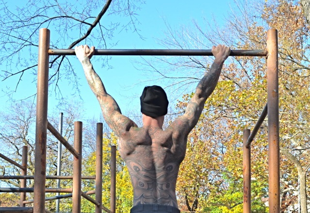 Good information about how to work up to pull-ups - The importance of pull-up bar training