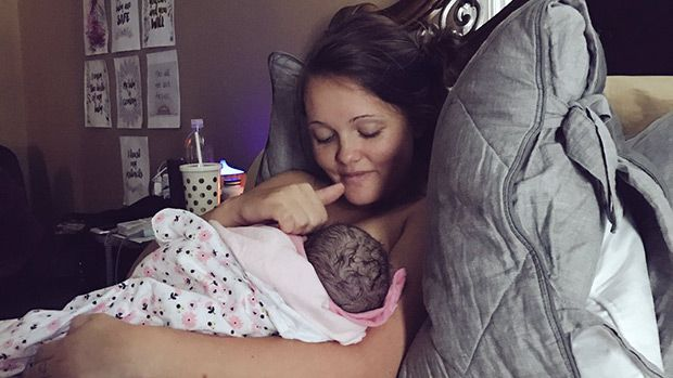"""YouTube's Roman Atwood & Brittney Smith Welcome Baby Girl & Share First Adorable Photo https://tmbw.news/youtubes-roman-atwood-brittney-smith-welcome-baby-girl-share-first-adorable-photo  Congratulations toRoman Atwood and Brittney Smith! The'Smile More' YouTube vloggers are the proud parents of a beautiful baby girl, born on July 16! The first photo of the newborn is too precious for words!There's no need to tell Roman Atwood, 34, and Brittney Smith to """"smile more."""" The YouTube stars…"""