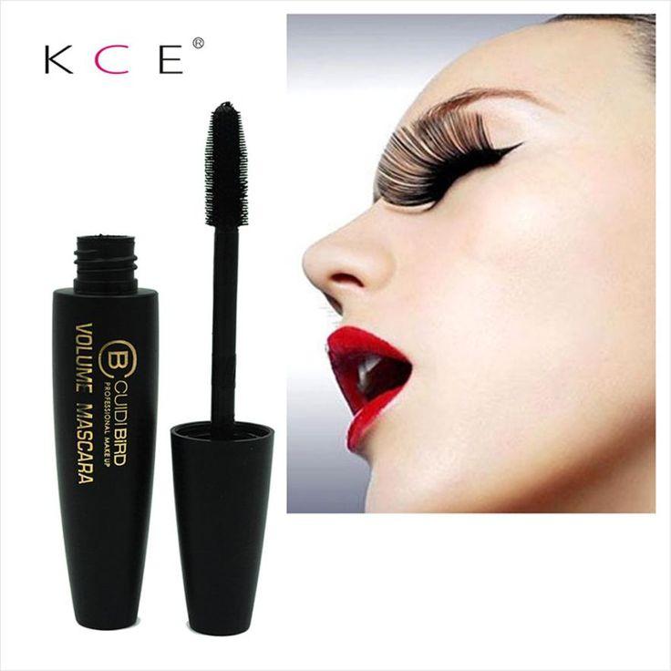 KCE Black Waterproof Makeup Eyelash Long Curling Mascara Eye Lashes Extension Beauty Girl Nov.14