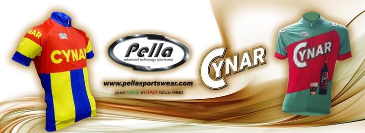 Cynar Jersey by Pella Sportswear