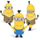 Minions Deluxe Action Figure - Build-A-Minion Arctic Kevin/Banana - $3.90! - http://www.pinchingyourpennies.com/minions-deluxe-action-figure-build-a-minion-arctic-kevinbanana-3-90/ #Amazon, #Minions, #Pinchingyourpennies