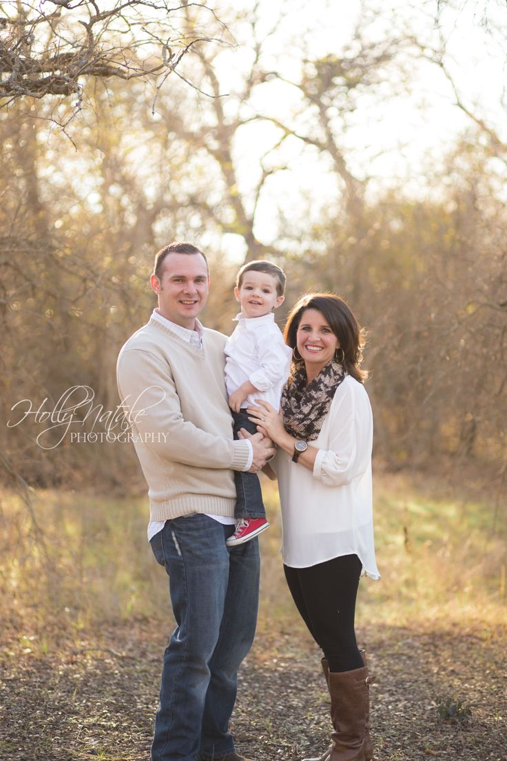 Family with toddler photography; wooded photography; sunset; toddler; Holly Natale Photography - Frisco Family Photographer http://www.hollynatale.com