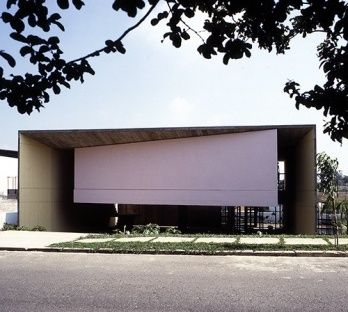 Casa Junqueira, São Paulo, Paulo Mendes da Rocha