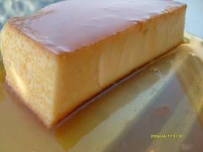 La Cuoca che Copia: Flan de leche condensada (budino di latte condensato)