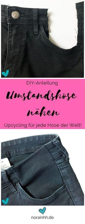 Sew Maternity Jeans / Maternity Pants