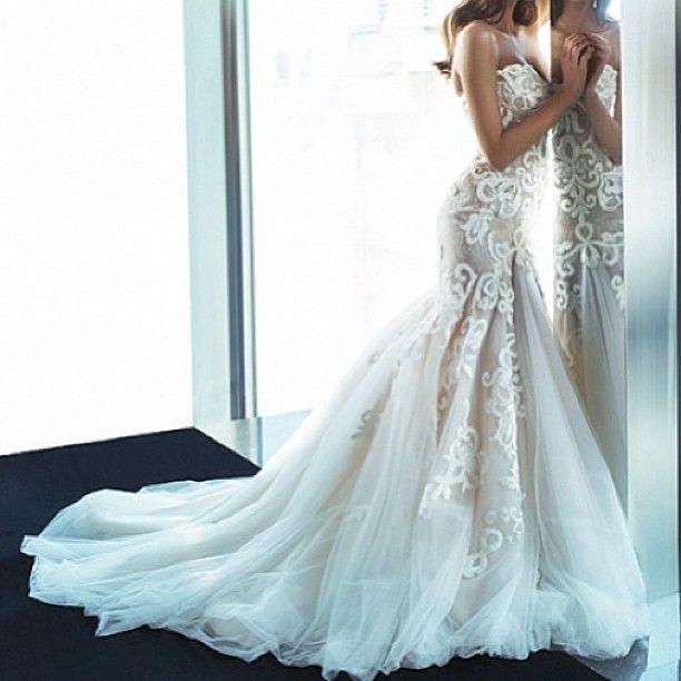 257 best Wedding Dresses images on Pinterest | Gown wedding, Groom ...