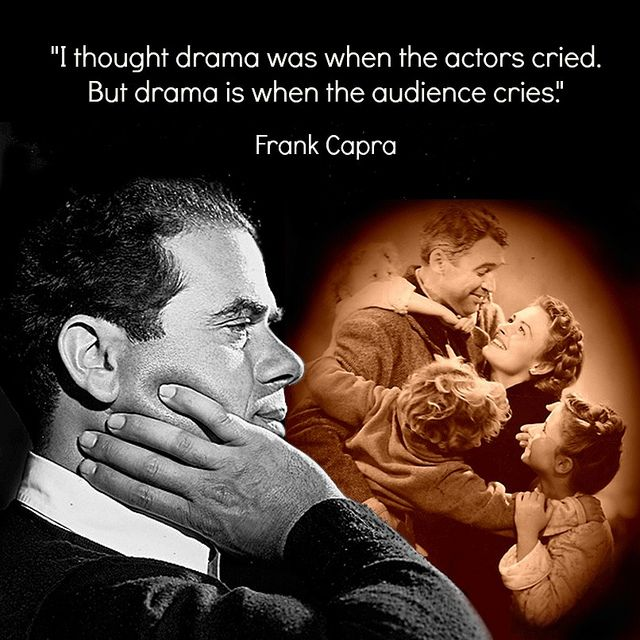 Film Director Quote - Frank Capra   - Movie Director Quote     #franKcapra