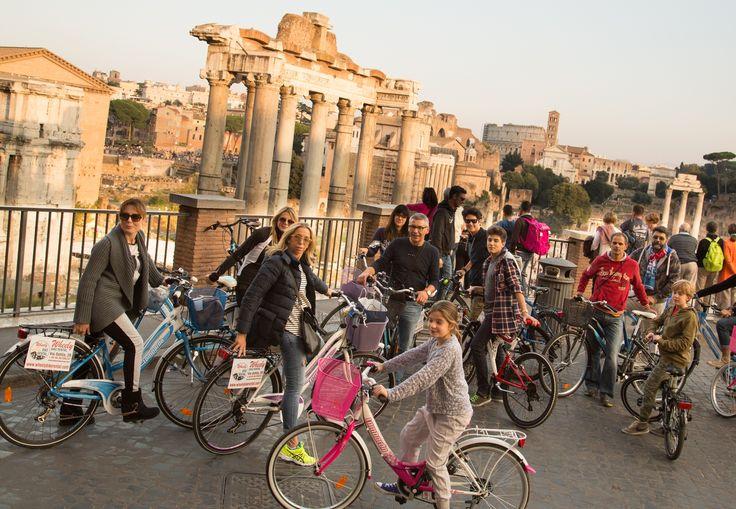 Wheely Rome Bike Tour