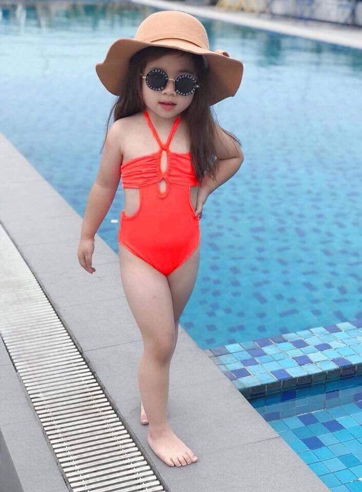 6d15874ec44c Biquini Infantil, Vestido De Criança, Roupas De Crianças, Moda Praia,  Kristina Pimenova