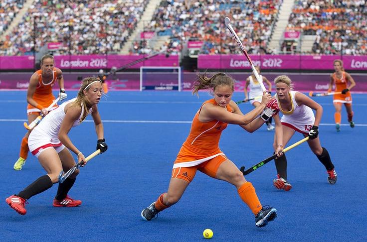 Dutch Olympic Field Hockey Team