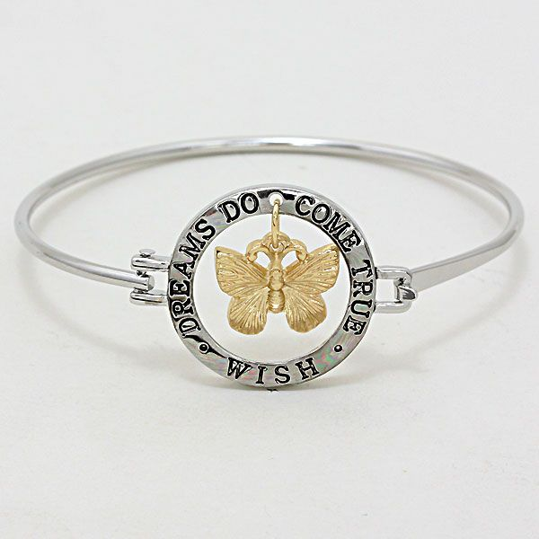 Wish Bracelet in Silver