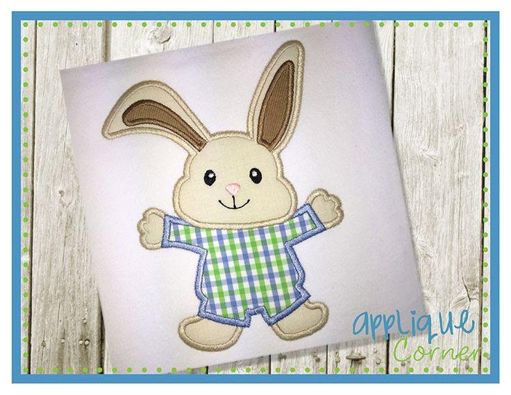 19 besten Bunny Patterns Bilder auf Pinterest   Applikationen ...