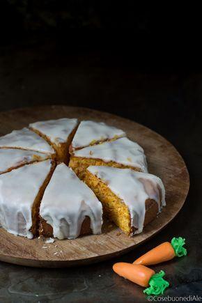 Tempo fa postai una golosissima carrot cake , così come la preparano in America, speziata e accompagnata dalla crema di formaggio. Oggi vi...