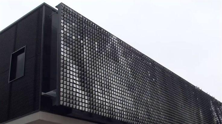 Kent School of Architecture - Crit building façade