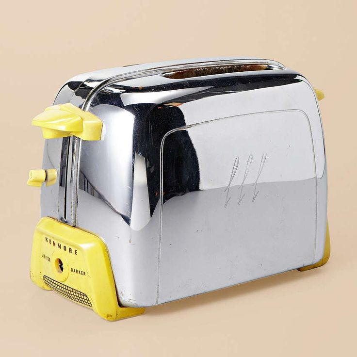 88 best vintage toasters images on pinterest toasters vintage kitchen and kitchen items. Black Bedroom Furniture Sets. Home Design Ideas