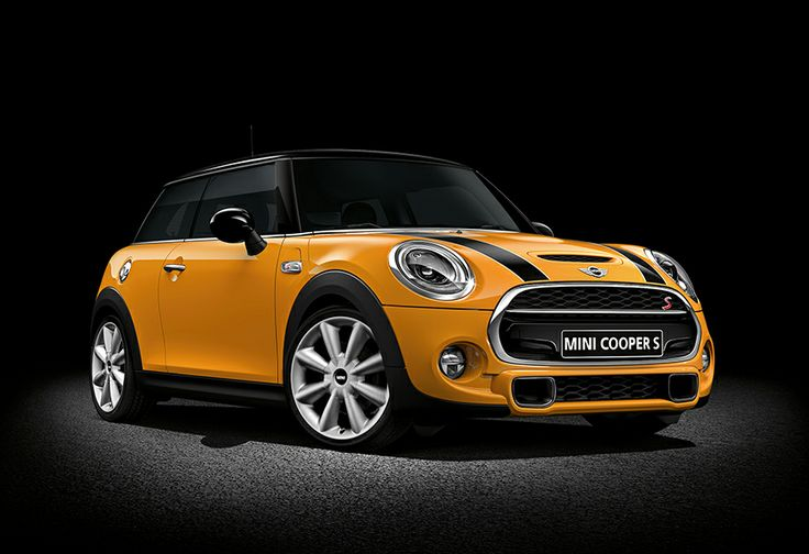MINI Final Test Test Drives: The New Hardtop  // New MINI Cooper now in even more Hawkeye gold