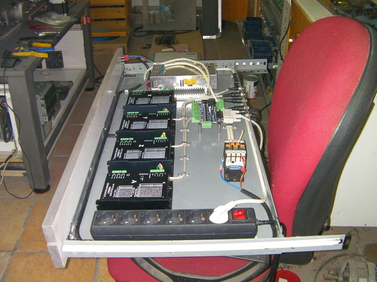 """Blog sobre construcción de router/fresa CNC 4 ejes casero"""