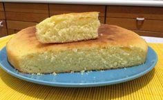 Pan di Spagna Perfetto al Microonde