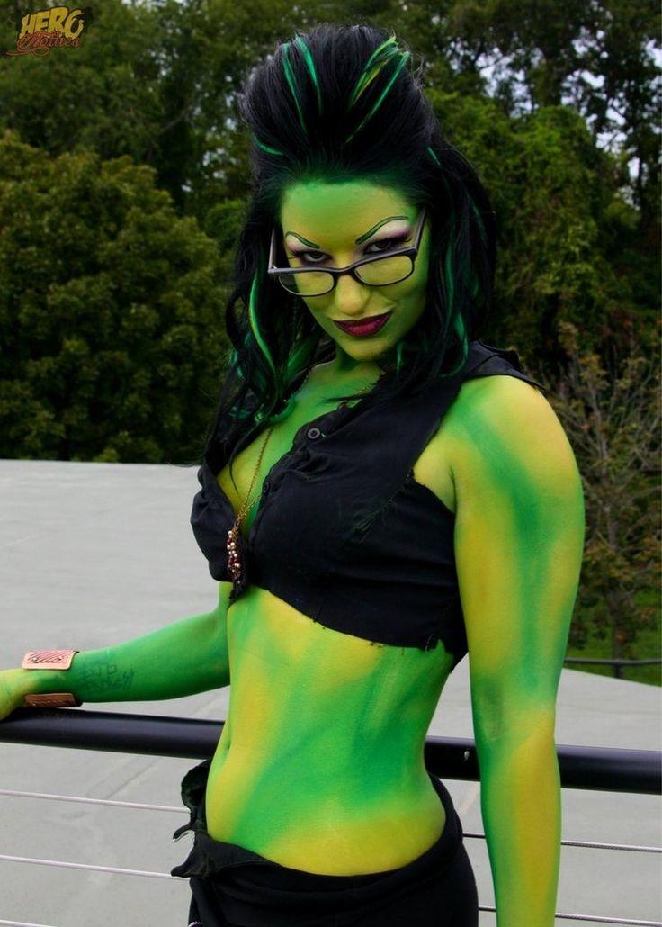 She-Hulk by ~HeroHotties on deviantART