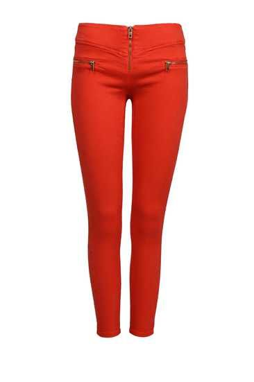 #TALLYWEiJL #musthave #red #skinnypants #zip