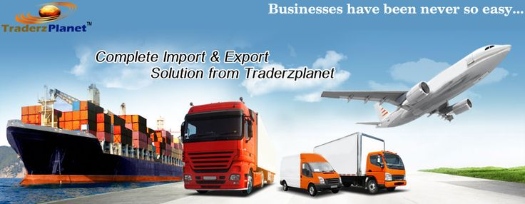 Complete import export solution from