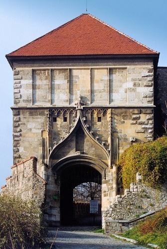 Slovakia, Bratislava - Castle - Sigismund gate