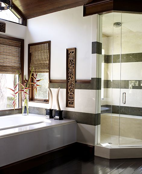 Eight Fabulous Designer Bathrooms