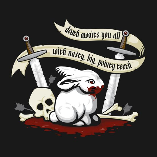 Rabbit of Caerbannog T-Shirt