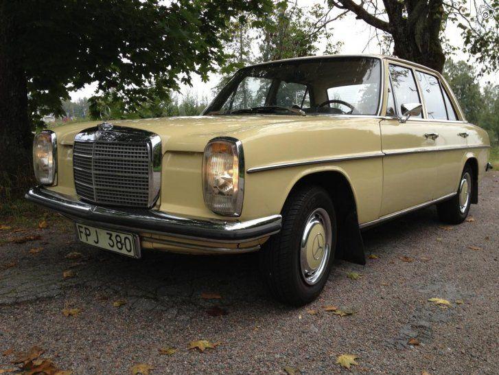 Mercedes 200 1973