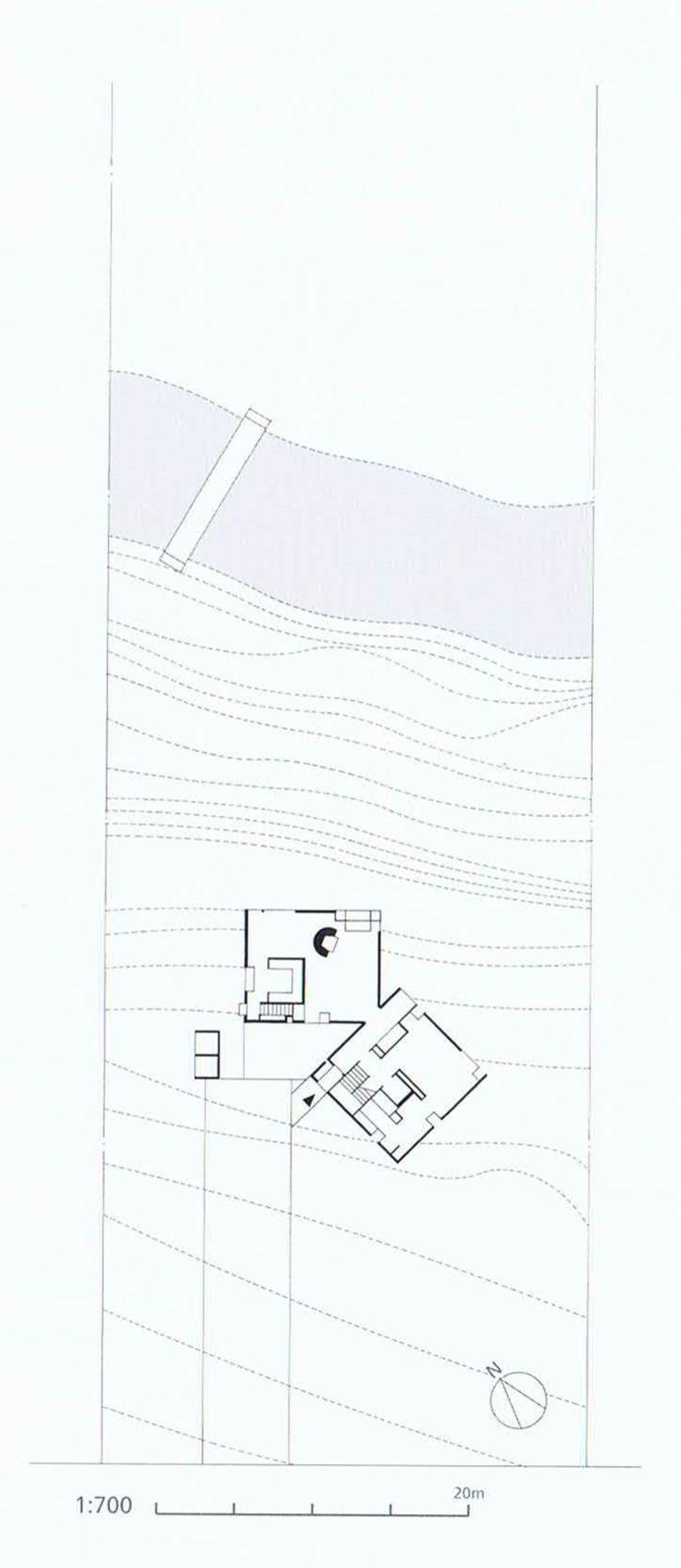 Louis Kahn Fisher house. Pensilvania, United States. 1960-1967