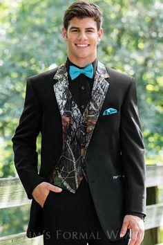 Blue+Camo+Formal+Wear | White Camo Tuxedo Vest