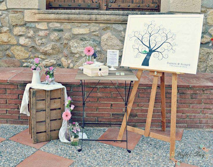 Bodas con detalle blog de bodas con ideas para una boda for Decoracion boda romantica