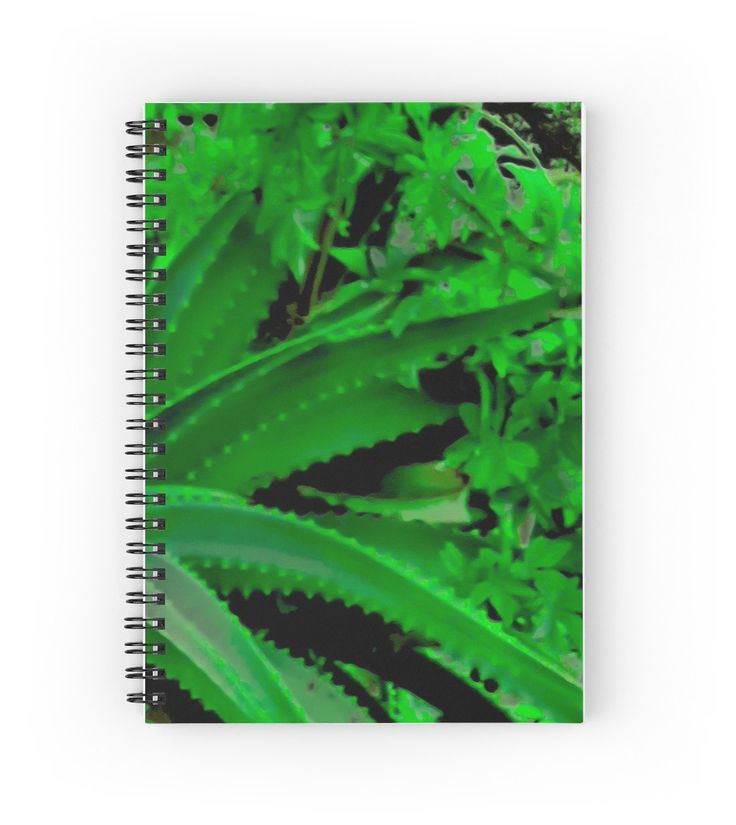Vivid Tropical Design Notebook