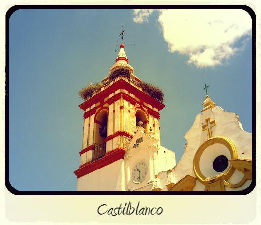 Via de la Plata (Silver Way), Section 1/10: From Sevilla to Monesterio