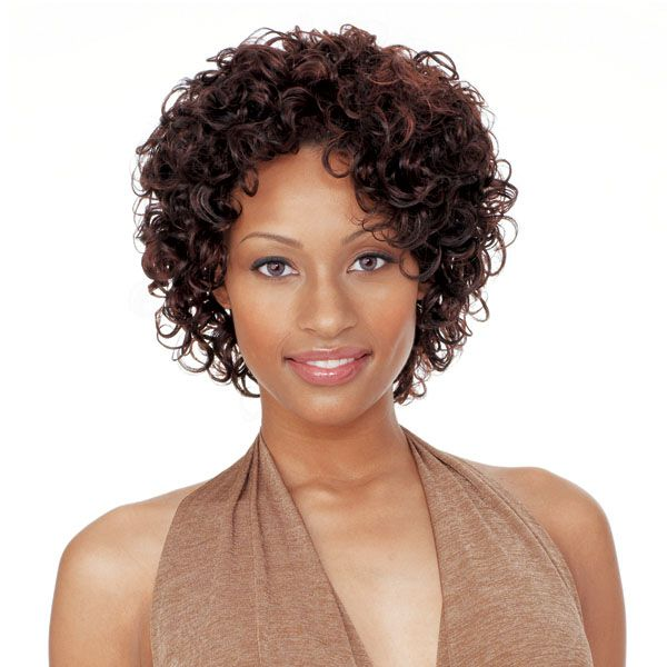 Short Curly Weave Styles For Black Hair : Short curly weave on hairstyles